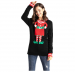 TWOTWOWIN Unisex Women's Christmas Sweater Novelty Funny Pullover Sweater,70% off